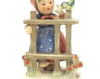 Vintage Hummel Goebel Porcelain Figurine Signs Of Spring TMK4 FM4 203/I
