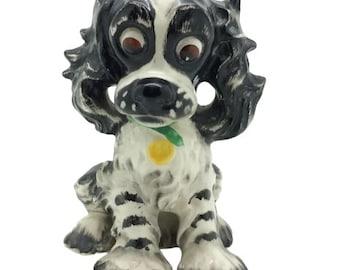 STAEHLE Roan Springer Spaniel Hummel Goebel Figurine Vintage Porcelain Dog Stae