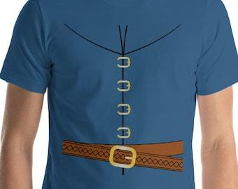 popular items for flynn rider costume
