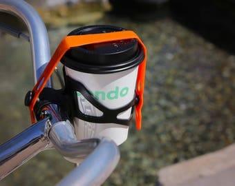BICYCLE COFFEE HOLDER