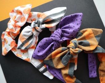 Halloween Bowbands