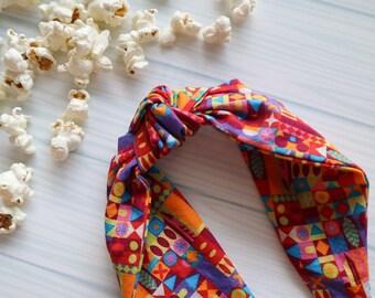 Park Life Popcorn Knot Headband