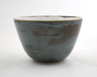 Blue-Brown Bowl - Home Decor
