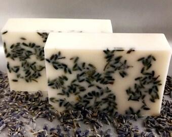 Lavender Honey Goat's Milk Soap