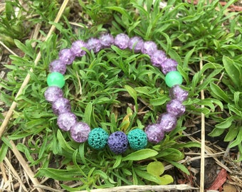 Lava Bead Diffuser Bracelet for Essential Oils