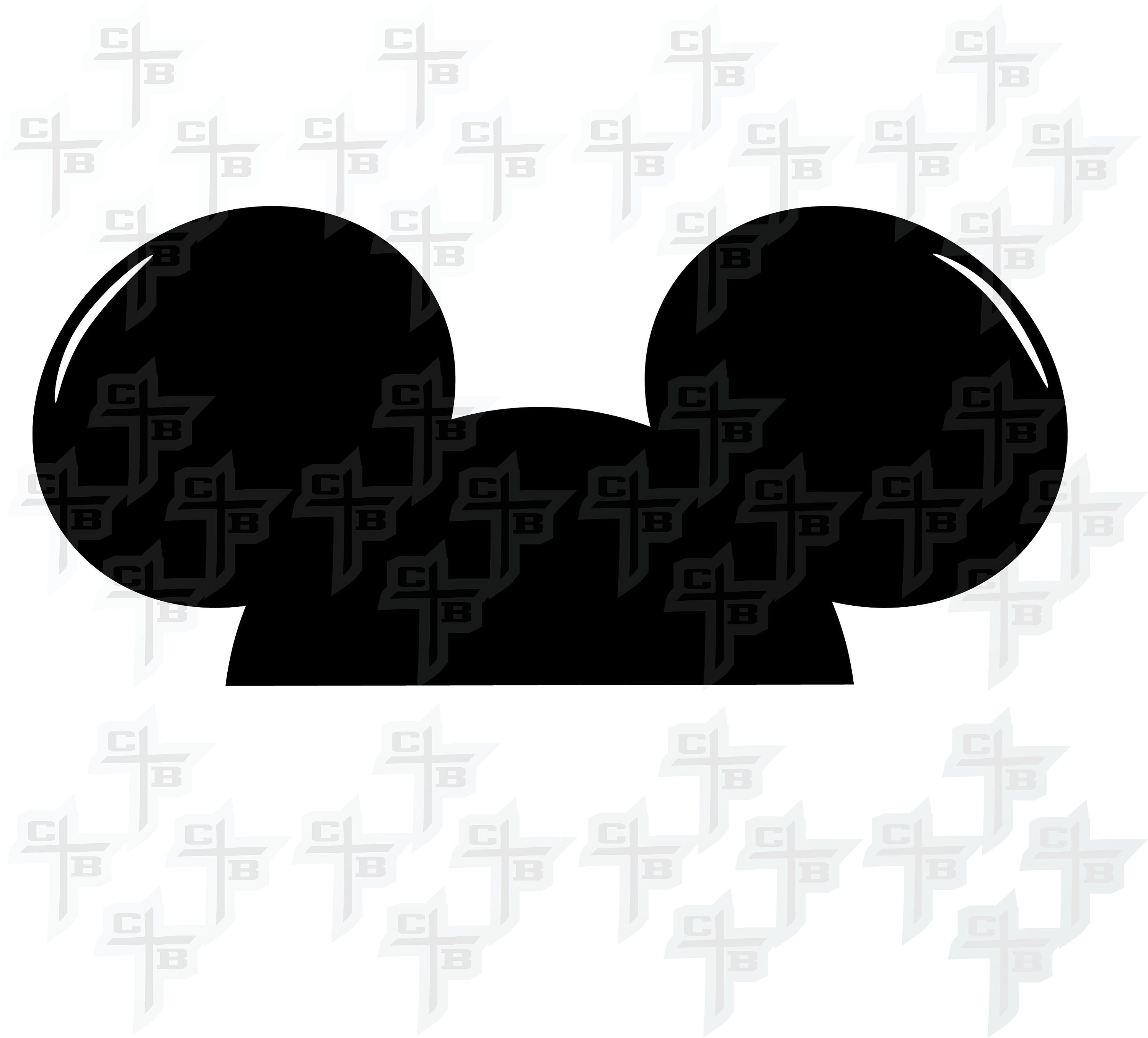 Cute Disney Mickey Mouse Hat Svg Hipster Files Etsy Origami Diagram 50