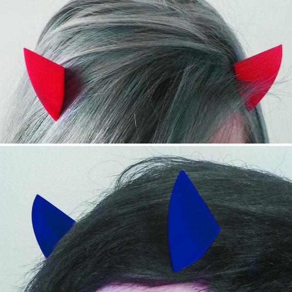 002 Coiffure Cosplay Prop Cheveux Bandeaux Darling dans le franxx zéro deux Code