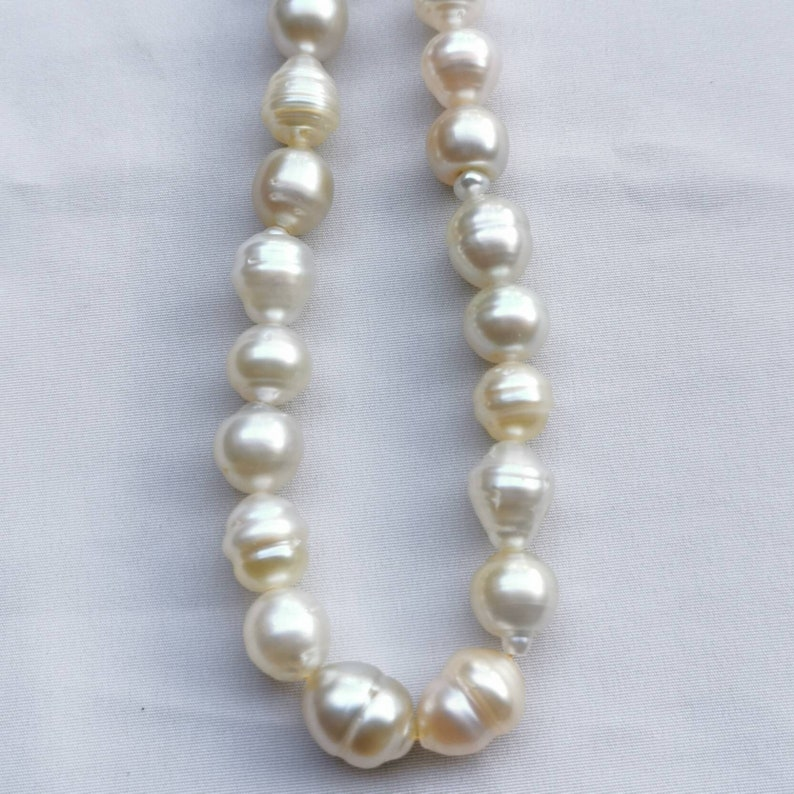 String South Sea Pearl for Pendant or Ring,Jewelry Supply Natural Silver champagne Baroque Pearl Loose Pearl