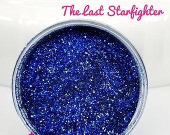 NEW The Last Starfighter - Glitter - Blue Glitter - Midnight Blue Glitter - Midnight Blue Ultra Fine Opaque Glitter - Solvent Resistant