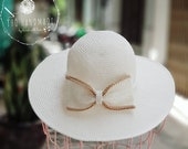 Crochet Bow hat for sale, Handmade wide-brimmed hat, beach hat, Sun Hat, Formal Hat, Bow hat, handmade Girls brim hat 100% Pure Handmade