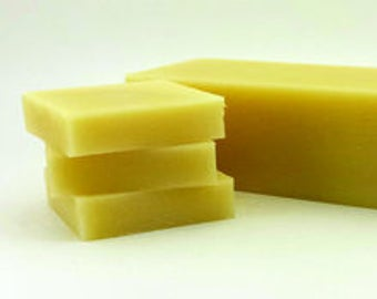 Unscented Cold Process Soap