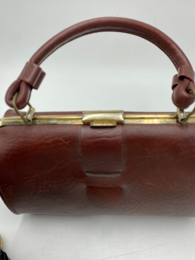 Set of 3 small vintage 70s handbags!