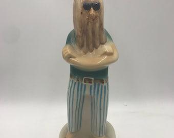 Hippie Collectors  Bourbon bottle