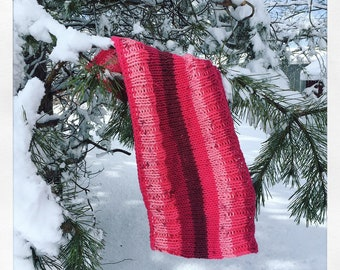 Infinity scarf, cowl, wrap scarf