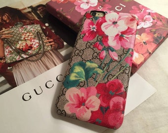 cffe72997703f1 Gucci inspired bloom design case for iPhone XS, XS MAX , 8 , 8 Plus