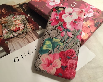 Gucci cell phone case for iPhone ( Designer brand Inspired design IPhone case -  7/8 Plus