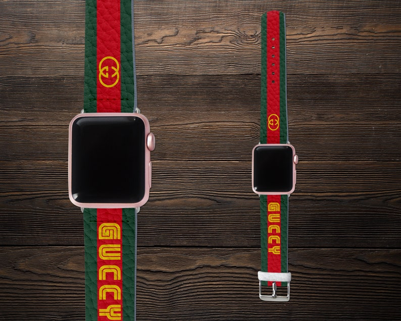 416a20cdfb0 Inspired by GUCCI Apple Watch Band iWatch Band Watch Band