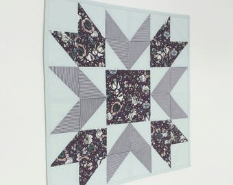 Mini Quilt, Wall hanging, Quilts Decor
