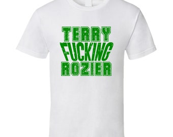 469beab3d4cd30 Scary Terry Fuckin Rozier Cool Basketball Fan T Shirt