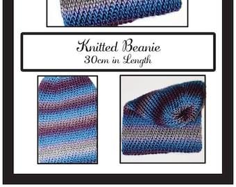 Knitted Beanie