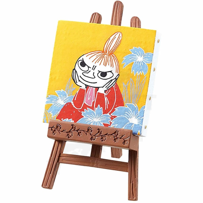 Re-ment Moomin Canvas Collection Little My