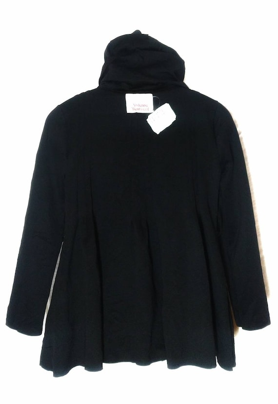 Vivienne Westwood Cloaks &Capes Black Colour