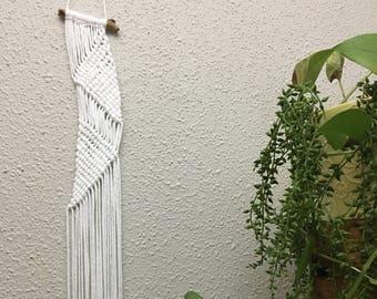 Zigzag Macrame Wall Hanging
