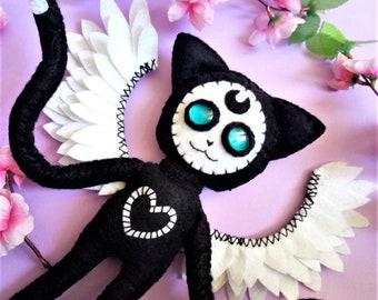 Cat Toy Lucifer
