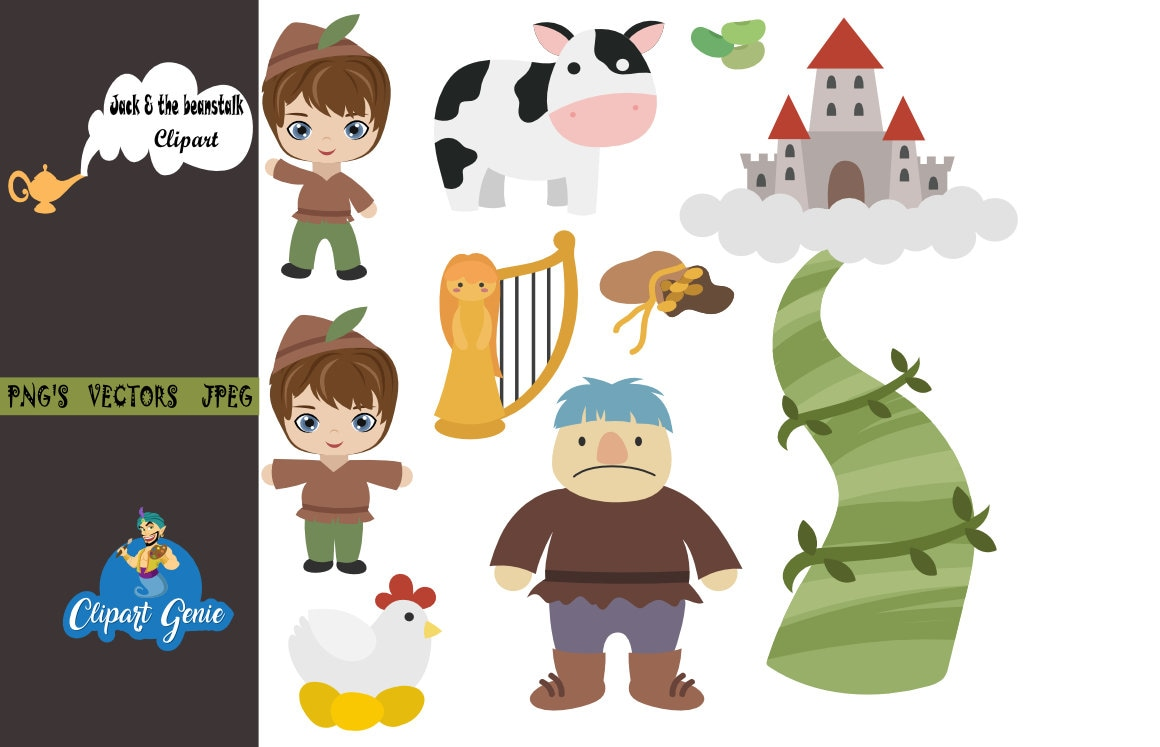 Jack And The Beanstalk Characters List