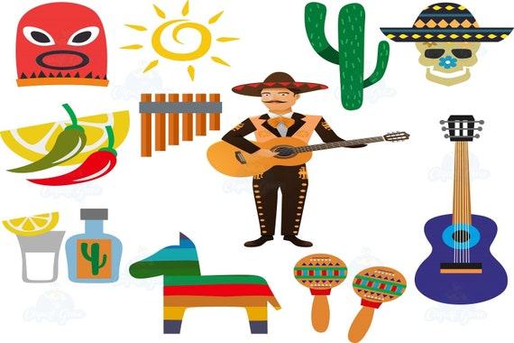 cinco de mayo clipart mexican fiesta clipart fiesta clip etsy rh etsy com fiesta clip art printables fiesta clip art images 2018