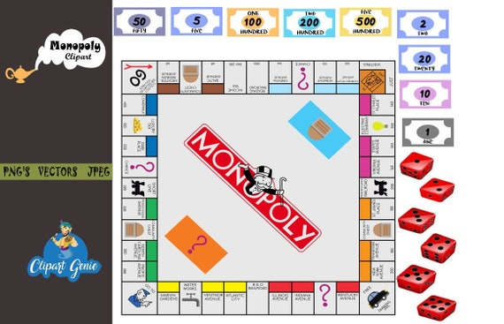 picture about Printable Monopoly Board known as Do-it-yourself Monopoly, Monopoly board, Monopoly clipart, Monopoly printable, Monopoly match board, board online games, Monopoly card, monopoly activity