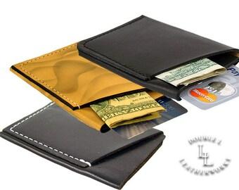 Verticle Card Holder/Minimalist wallet downloadable digital pattern