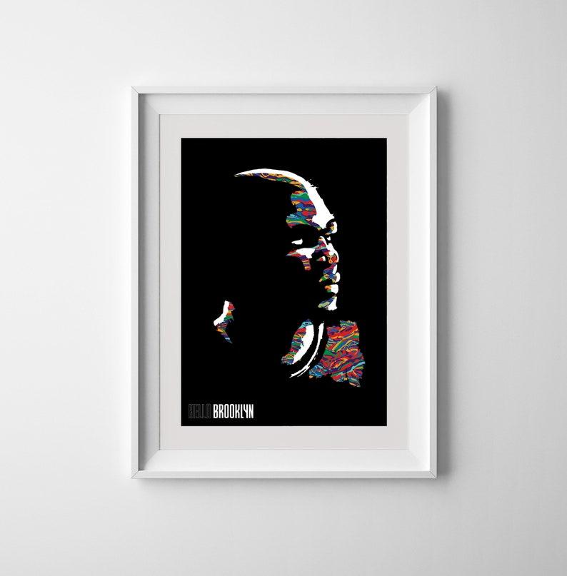buy online a2dad 69512 Kevin Durant Brooklyn Nets Biggie Coogi Basketball NBA Print Printable  Downloadable Wall Art Poster Digital Download