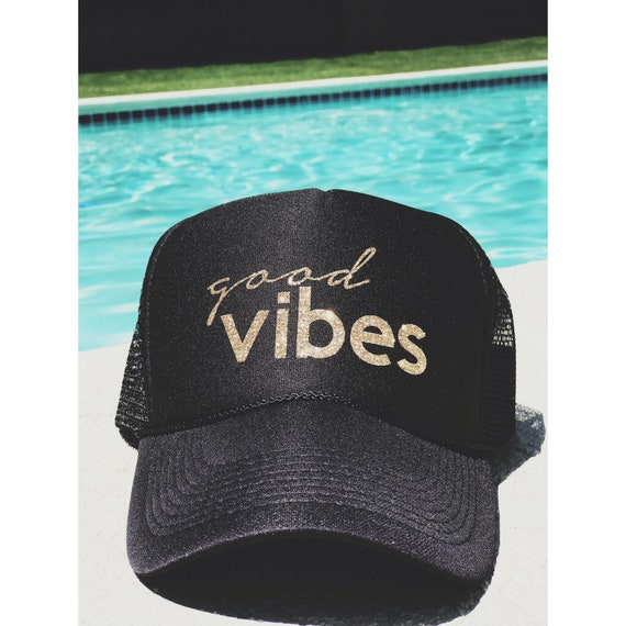 abbba1f8d Good Vibes Trucker hat