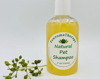 Natural Handmade Dog Shampoo, Natural Pet Shampoo, Homemade Dog Soap