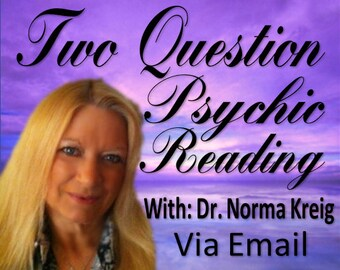 Psychic Reading: Love, Money, Career, Health, Past Life