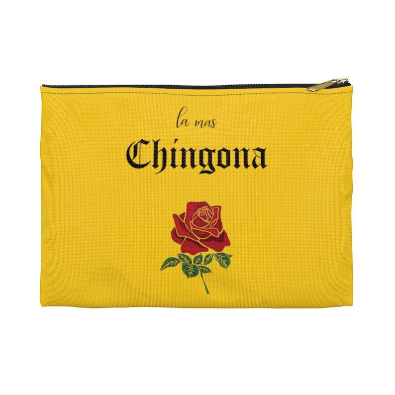 Chingona Accessory Pouch