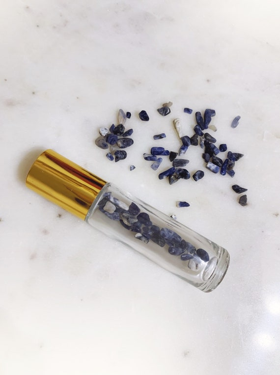 Sodalite Roller Bottle