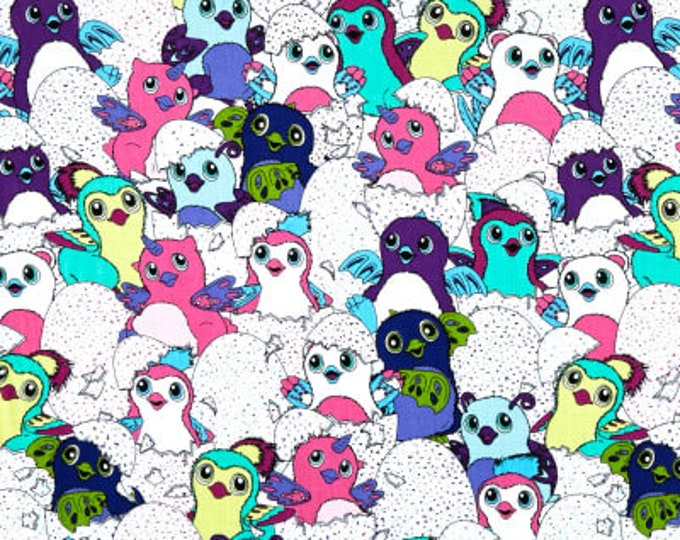 Hatchables Cotton Fabric by the Yard