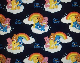Care Bears Cotton Fabric by the Yard