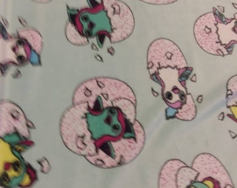 Hatchables Minky Fabric by the Yard