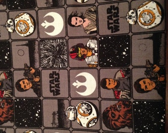 Star Wars Cotton Fabric by the Yard