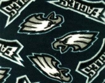Philadelphia Eagles Fleece Fabric by the Yard