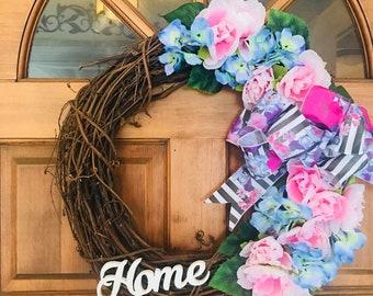 Southern Belle Wreath