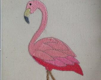 Flamingo  5x7