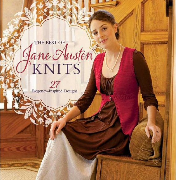 The Best of Jane Austen Knits-patterns