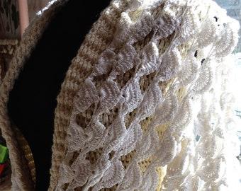 Häkeln Häkeln Tunik Frauen Strickjacke Häkeln Mantel Jacke Etsy