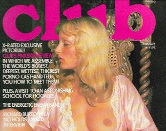 Club Magazine USA Vol 3 No 1 - 1977