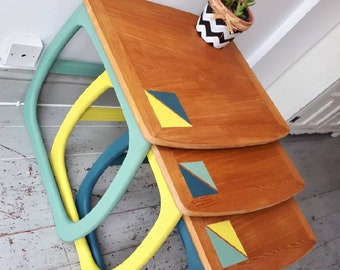 Nathan mid century tables