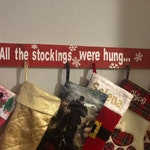 Stockings ,stocking holder, stocking hanger,Christmas ,holiday,Personalization